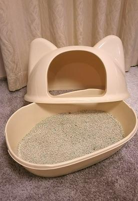 s-ネコトイレ③