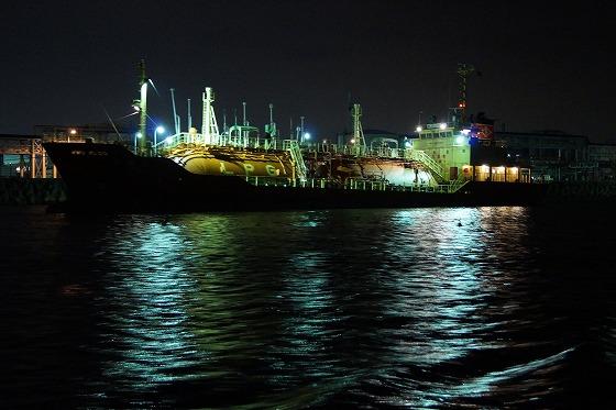 工場夜景クルージング-2