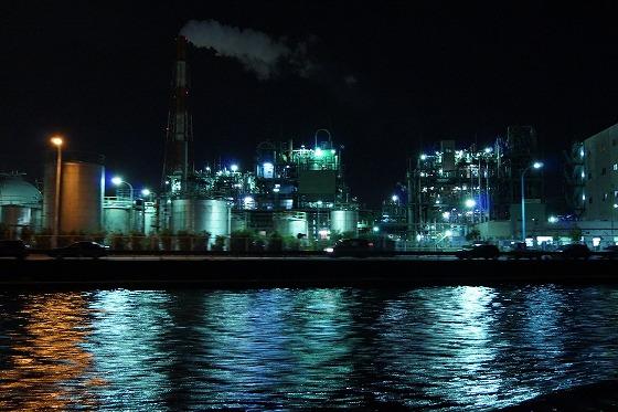 工場夜景クルージング-3