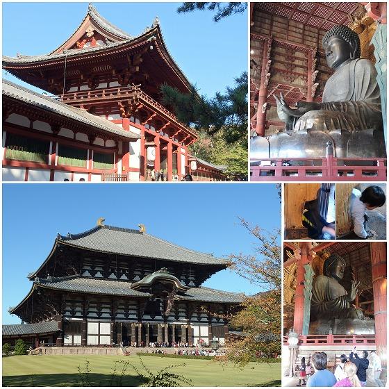 151025奈良クラス会東大寺大仏殿