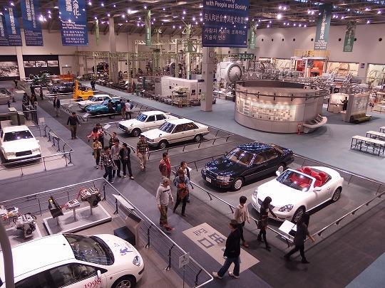 151117トヨタ産技自動車館-2