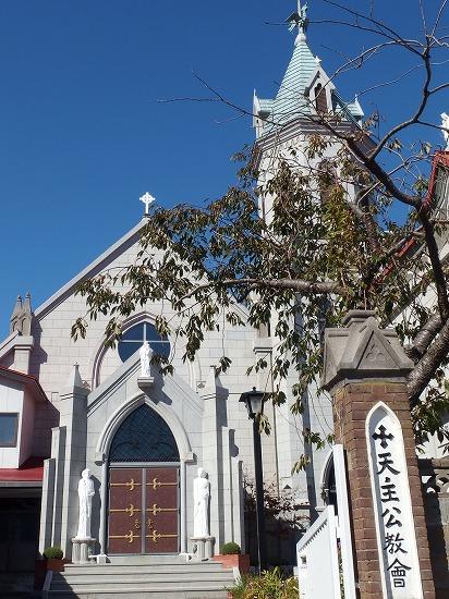151022函館元町天主公教会