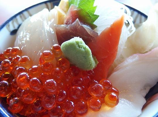 151022沙羅の月海鮮丼