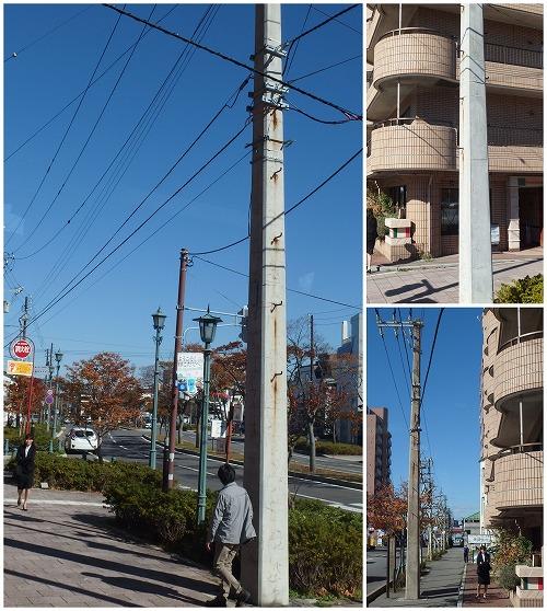 151022四角い電柱