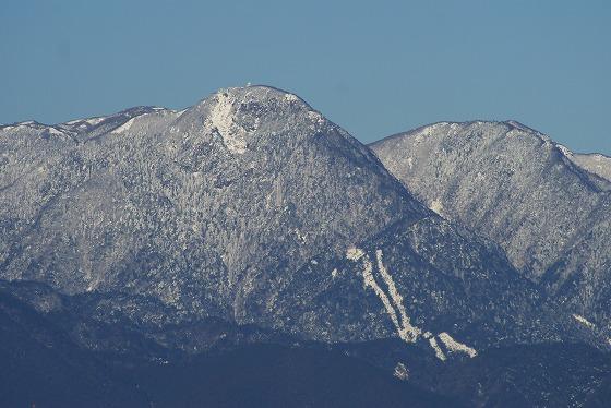 160122鈴鹿山脈御在所岳