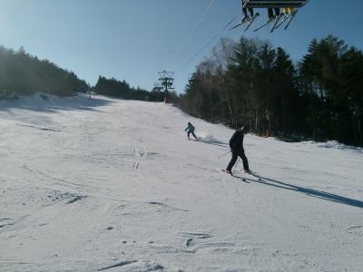 スキーレッスン1