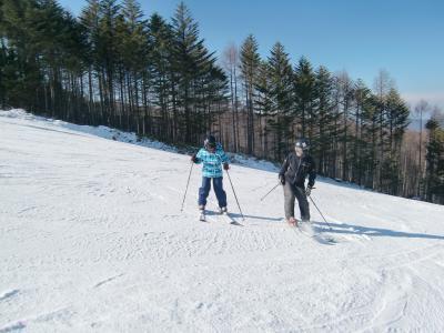 スキーレッスン2