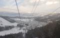 野沢温泉スキー (2)