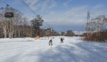 野沢温泉スキー (5)
