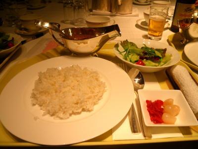 京王ホテルカレー