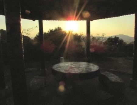 清水の日の出 105