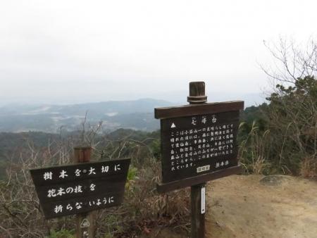 小岱山 100