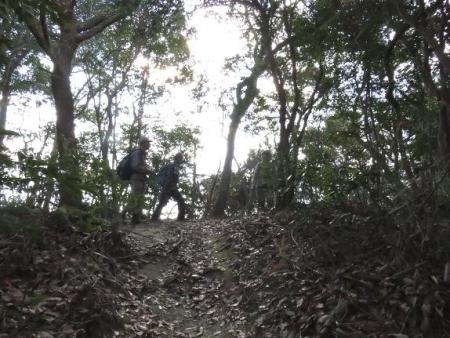 小岱山へ坂田さん達と 020