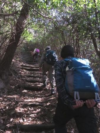 小岱山へ坂田さん達と 062