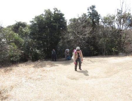 小岱山へ坂田さん達と 051