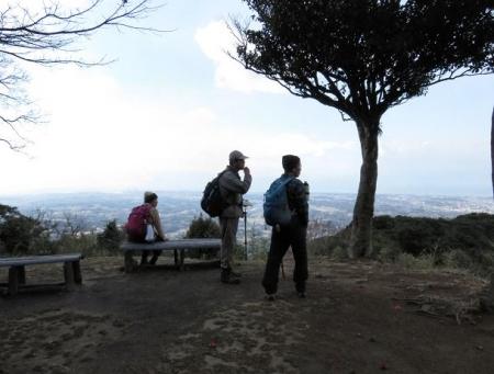 小岱山へ坂田さん達と 105
