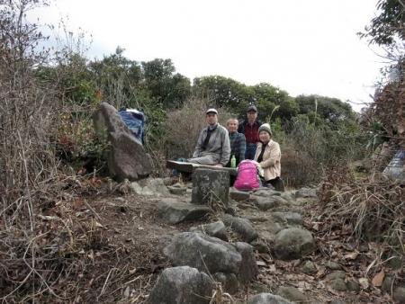 小岱山へ坂田さん達と 133