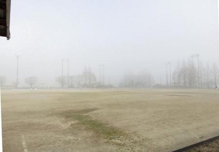 県立公園霧の朝 161