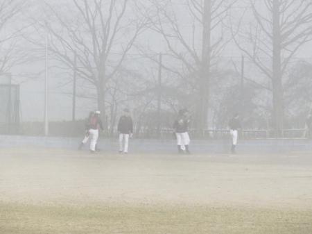 県立公園霧の朝 163