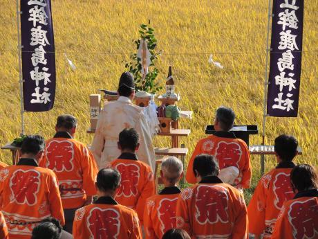 刈穂祭 1