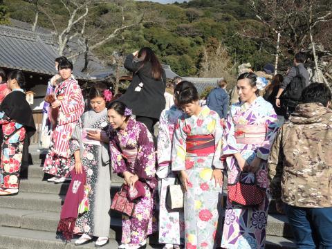 日本の着物文化 1