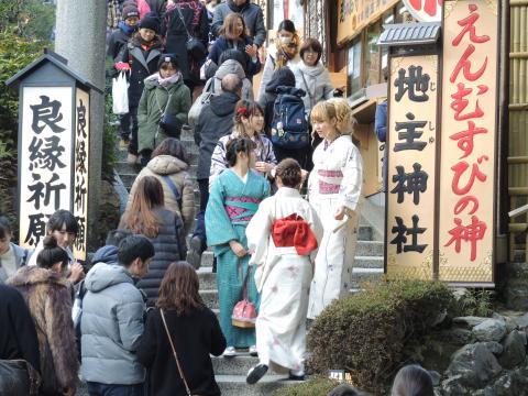 日本の着物文化 2