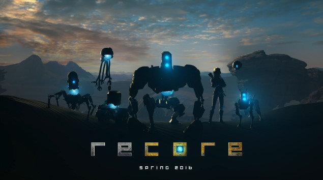 XboxOne独占『ReCore』