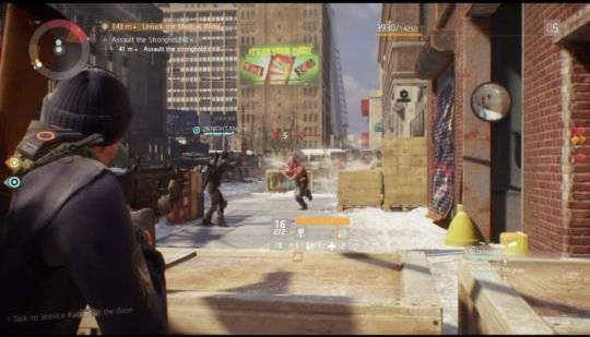 The Division isnt the game you think it is
