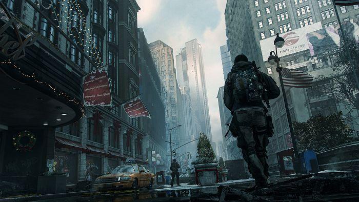 トレード機能の実装が見送られた『The Division』、マップはミッドタウンのみに