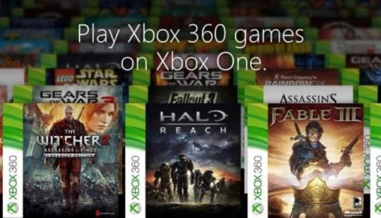 New Xbox One Backward Compatibility Titles Are Now Available