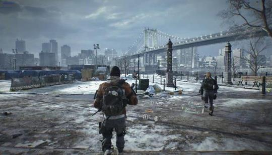 The Division Open Beta Set For 16-21 February