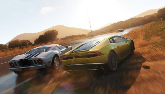 Forza - Horizon 3 possible trailer may have leaked