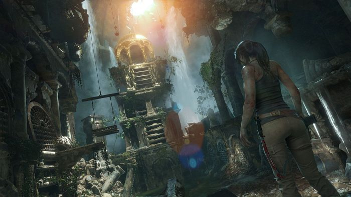 『Rise of the Tomb Raider』が全米脚本家組合賞を受賞