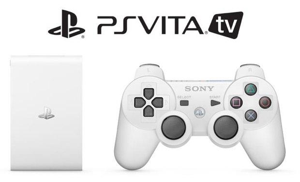 ソニーPS Vita TV 発表、9954円