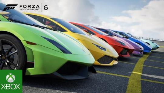 Xbox and Lamborghini Partner for the Next Chapter of Forza