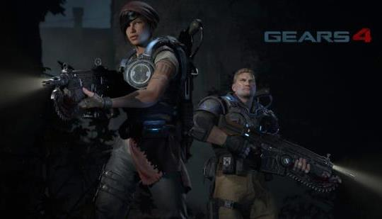 Greenberg Hints Gears of War 4 for PC, Explains Microsofts New Games Strategy