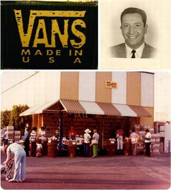 The original Van Doren (Vans) store in 1966 31eecce98755d55e8a5d7f1272f2074d 578x640