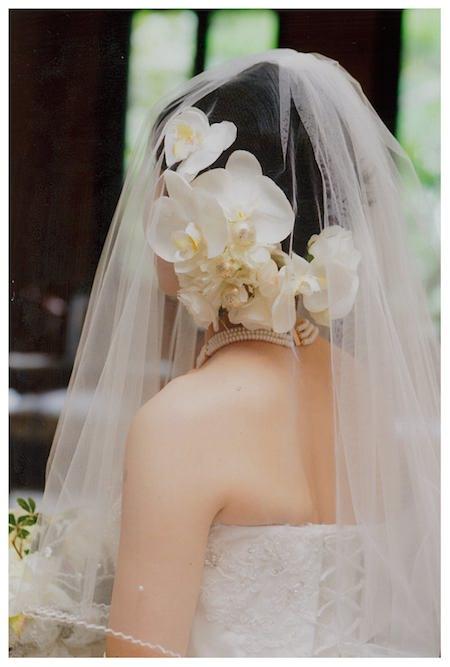 1月7日ブログ洋髪飾り