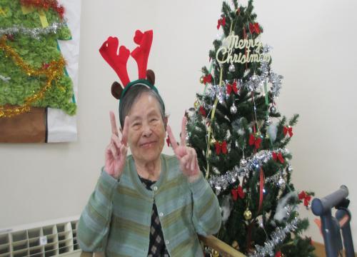 クリスマス会(特養)①