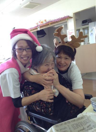 クリスマス会(特養)②