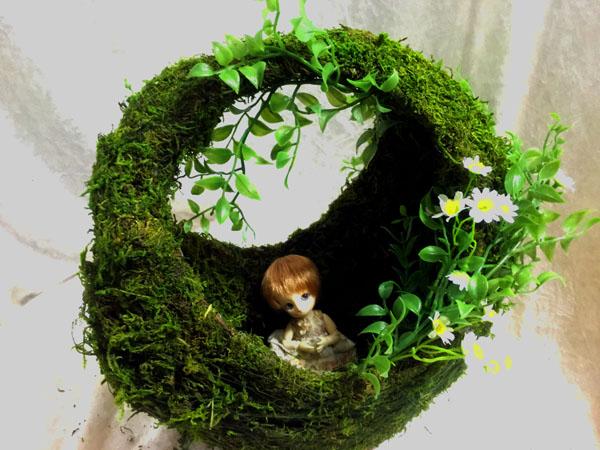 妖精の隠れ家1