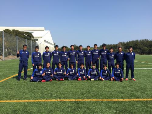 【第30回 デンソーカップチャレンジサッカー 宮崎大会】(2016:3:4 金~5 日)1/3
