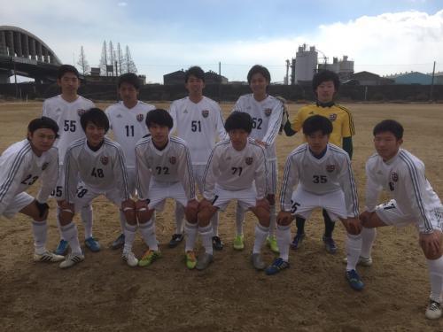 第25回(2016)仁紫カップ 予選リーグ第2戦(2016:2:7 日)