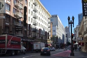サンフランシスコ町並み