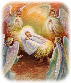 イエスと天使