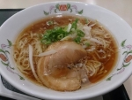 しょうゆラーメン@餃子の王将奈良三条店