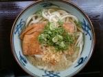 きつねうどん大@楽釜製麺所新大阪店