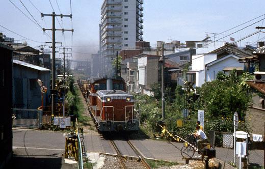 19950805ライカ試写・臨港線511-1