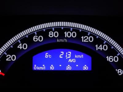 フリードスパイクの燃費