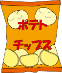 snack_a19ポテチ